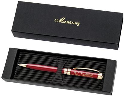 "Ручка подарочная шариковая ""Avellino"", Manzoni"