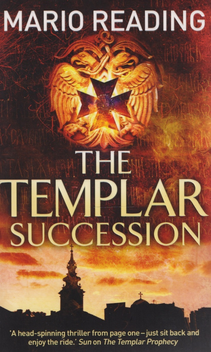 Reading M. The Templar Succession last templar vol 3 the the sunken church