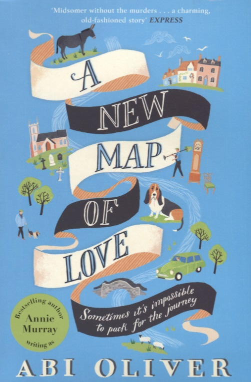 Oliver A. A New Map of Love a new lease of death