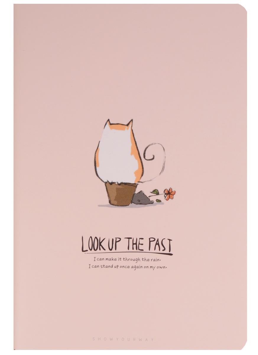 "Тетрадь ""Look up the past"""