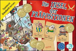 Games: [A1]: Die Insel der Prapositionen сапоги quelle der spur 1013540