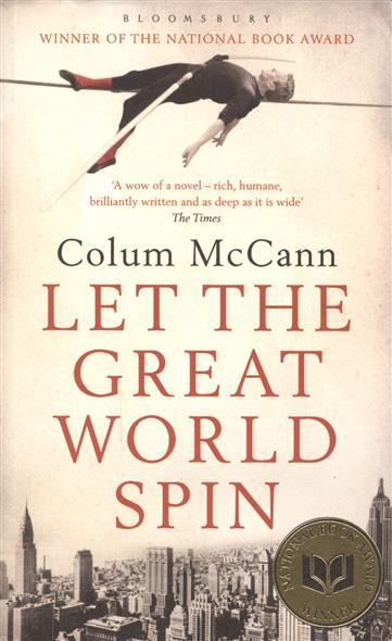 McCann C. Let The Great World Spin jd mcpherson jd mcpherson let the good times roll
