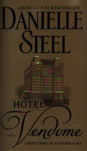 Steel D. Hotel Vendome ISBN: 9780440245209 steel d hotel vendome