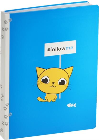 Блокнот #Follow me