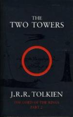 Tolkien J. The two towers The Lord of the rings ч.2 гобелен 180х145 printio the lord of the rings lotr властелин колец