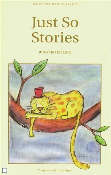 Kipling R. Just So Stories kipling пеналы