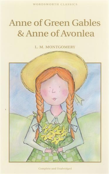 Montgomery L. Anne of Green Gables & Anne of Avonlea  бра odeon light alada 3133 1w