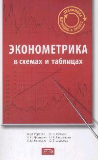 Эконометрика в схемах и таблицах