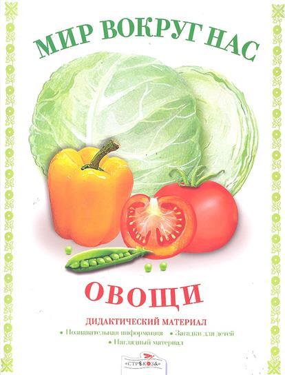 Овощи Дидактический материал