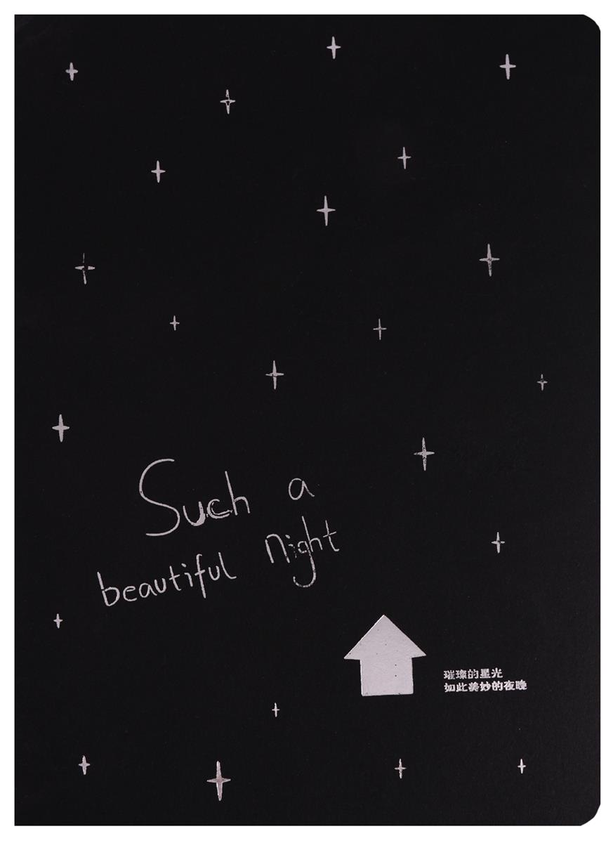 "Тетрадь ""Beautiful night"""