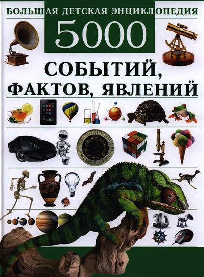 Цеханский С. Большая детская энциклопедия. 5000 событий, фактов, явлений