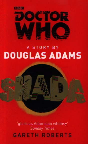 Adams D. Doctor Who: Shada anime folding wallet final fantasy xiii cloud strife sephiroth iclair farron high quality short pu purse free shipping
