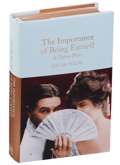 Wilde O. The Importance of Being Earnest & Other Plays фонарь яркий луч x1 limited edition