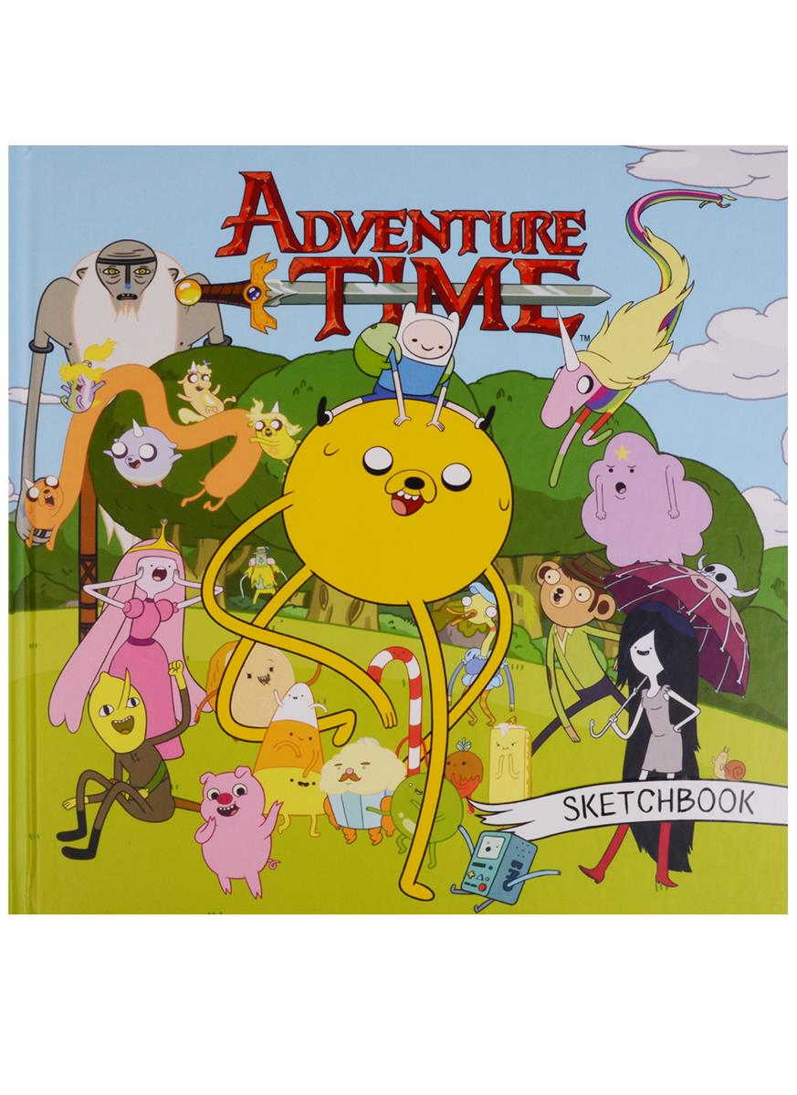Adventure time Sketchbook