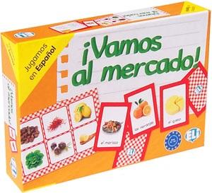 Games: [A1-A2]: Vamos al mercado! ISBN: 9788853613707 vocabulario elemental a1 a2 2cd