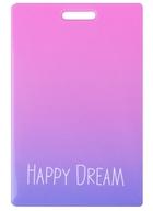 Чехол для карточек Цветной градиент Happy Dream
