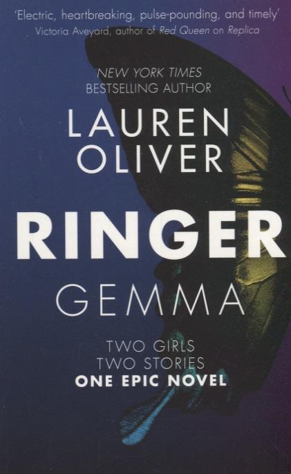 Oliver L. Ringer ringer plaid top