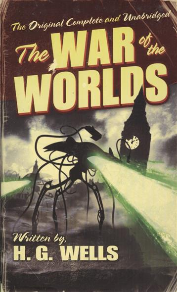 Wells H. The War of the Worlds the forbidden worlds of haruki murakami