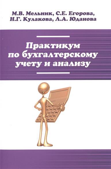 Практикум по бухгалтерскому учету и анализу