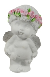 """Фигурка """"Ангел с розой"""", 6см"""