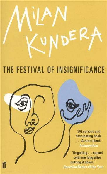 Kundera M. The Festival of Insignificance. A Novel alcott l m under the lilacs a novel