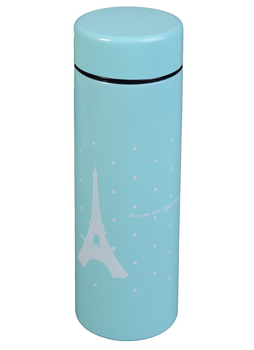 Термос Париж со звездами (280мл) (металл)