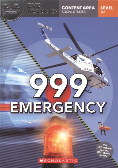 999 Emergency. Level A2 (+DVD)