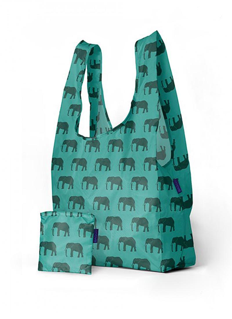 Сумка BAGGU BABY Elephant Jade (BG.BABY.1605) (Эколофт)