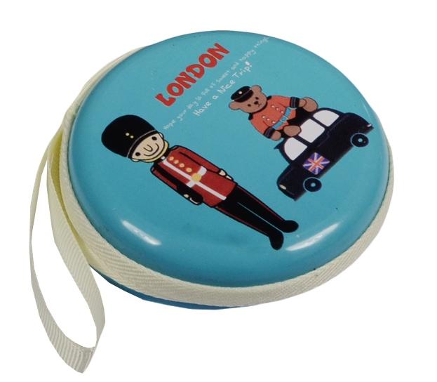 "Монетница на молнии ""Лондон"""