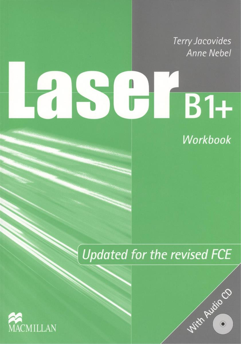 Jacovides T., Nebel A. Laser B1+ Workbook (+CD) laser head cd a8ii
