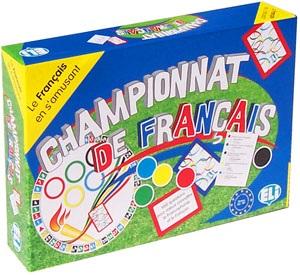 Games: [A2-B1]: Championat de Francais games el juego de los oficios a2 b1