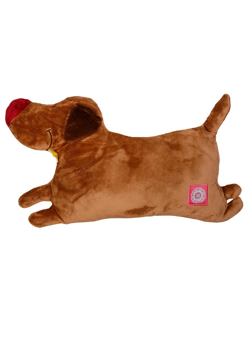 Мягкая игрушка НГ Подушка Летящий пес (45 см)