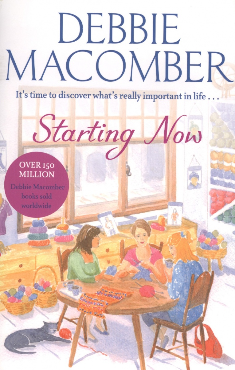 Macomber D. Starting Now starting over