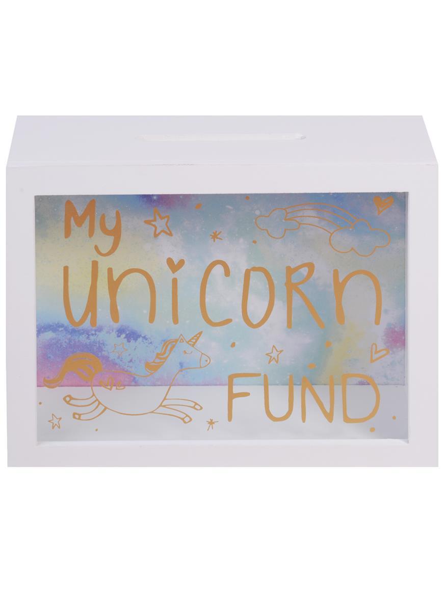 "Копилка ""My unicorn fund"""