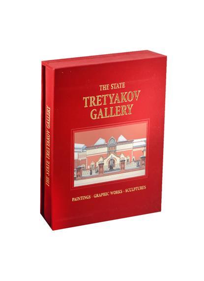 Альбом Третьяковская галерея / The State Tretyakov Gallery Paintings. Graphic Works. Sculptures