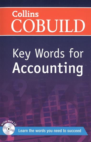 Key Words for Accounting (+CD) ISBN: 9780007489824 key words 2c i like to write