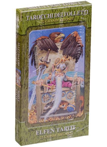 Elfen Tarot/ Таро Сказки леса tarot art nouveau таро галерея в футляре улучшенная твердая бумага