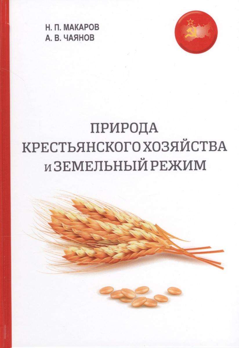 Природа крестьянского хозяйства и земельный режим