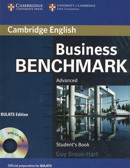 Brook-Hart G. Business Benchmark. Advanced. Student`s Book. BULATS Edition (+CD) more level 3 student s book with cyber homework cd rom