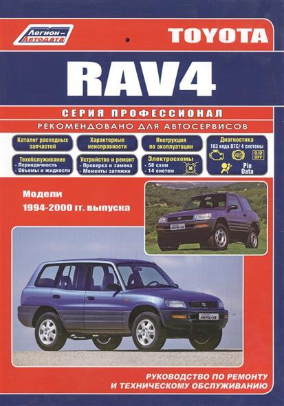 Toyota RAV4 с 1994-2000гг.