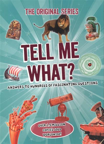 Tell Me What? ISBN: 9780753728055 tell me who