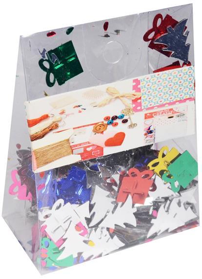 Мини-альбом с наклейками. Азбука малышам