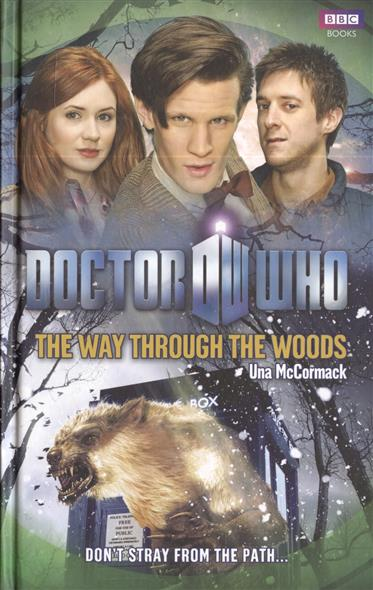 Doctor Who: The Way Through The Woods футболка рингер printio доктор кто doctor who