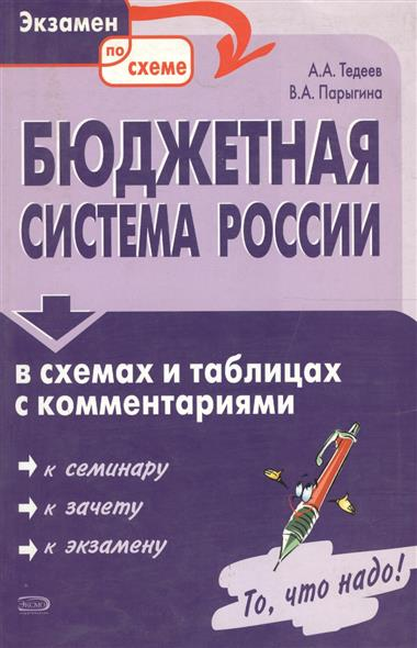 Бюджетная система России в схемах и таблицах с комм.