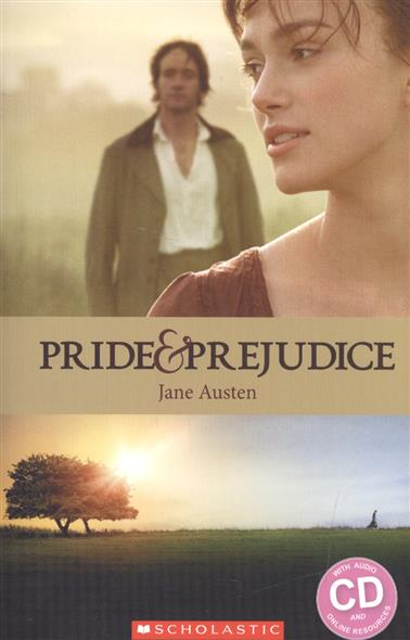 Austen J. Pride & Prejudice. Level 3 (+CD) rollason j haunted britain level 1 cd
