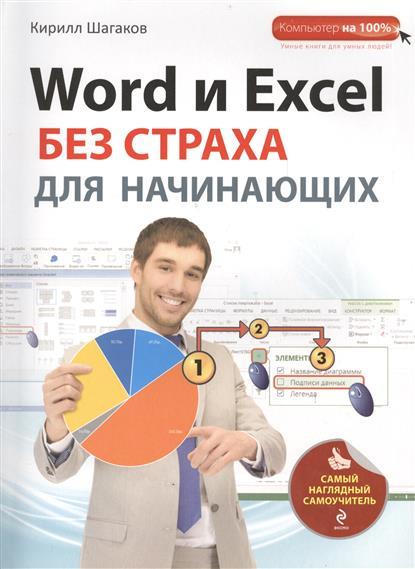 Шагаков К. Word и Excel без страха для начинающих