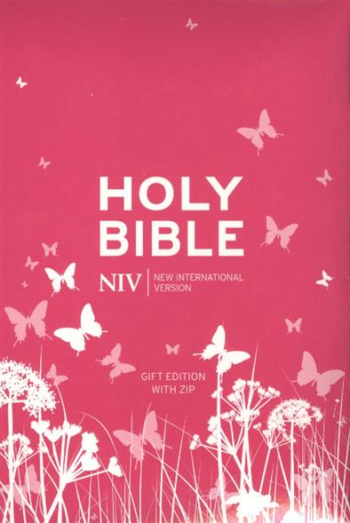 Holy Bible NIV New International Version