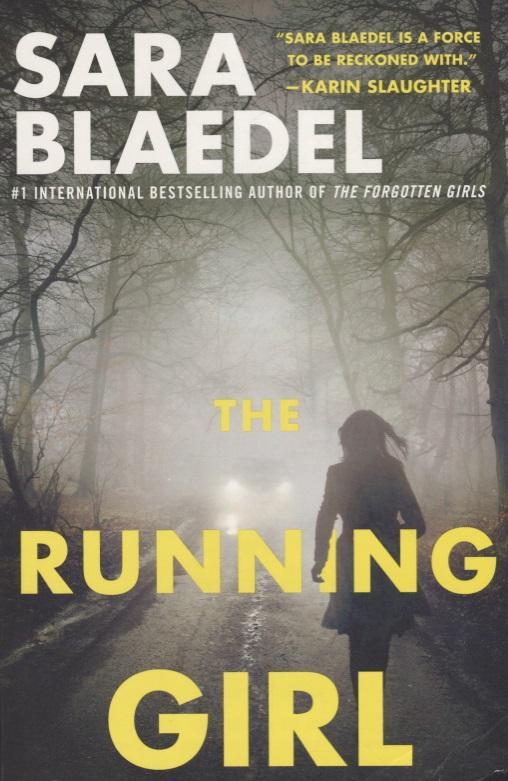 Blaedel S. The Running Girl проводной и dect телефон gaoke tech 605 605 24