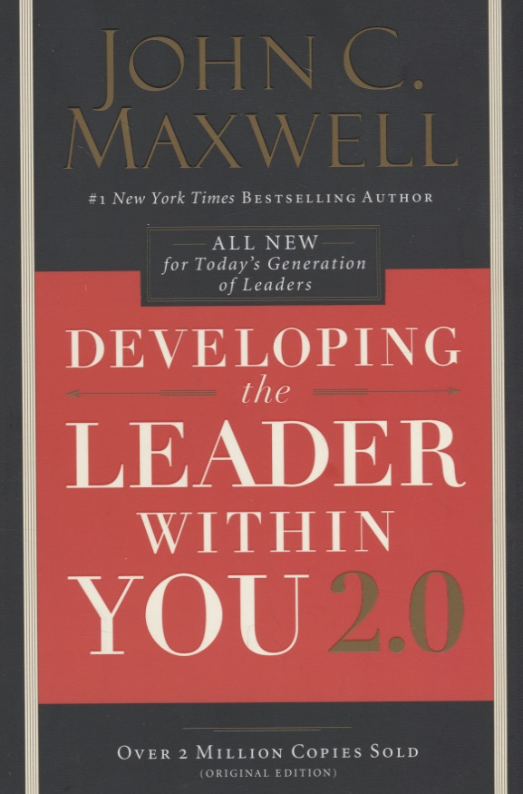 Maxwell J. Developing The Leader Within You 2.0 conrad j within the tides