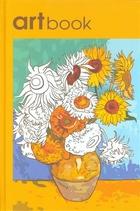 Записная книга-раскраска Artbook Импрессионизм (желтая)